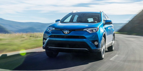 2016 Toyota RAV4 facelift in Australia from December: New looks, features, dynamics