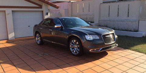 2015 Chrysler 300 C Luxury Review