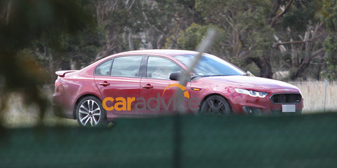 2016 Ford Falcon spy photos : 310kW XR6 Turbo almost here