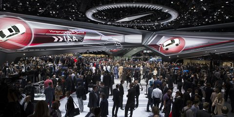 Fiat, Jeep, Nissan, Volvo and others to miss Frankfurt motor show