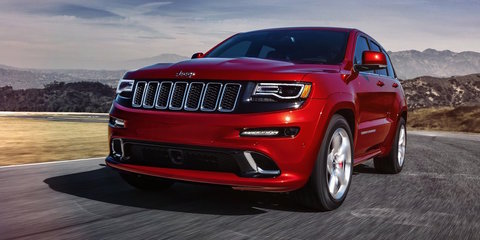 Jeep Grand Cherokee SRT Hellcat confirmed in Detroit