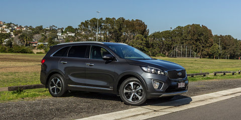 2015 Kia Sorento SLi: Long-term report one
