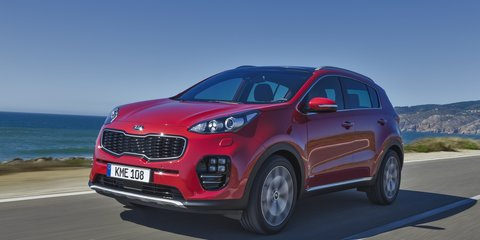 2016 Kia Sportage:: Preliminary Australian specifications revealed