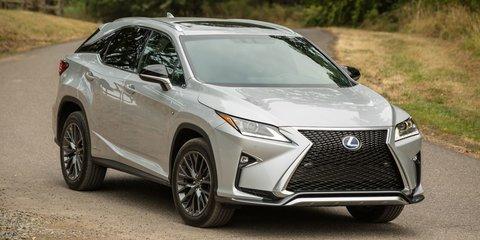 Toyota boss talks down Lexus RX 7-seat potential - report