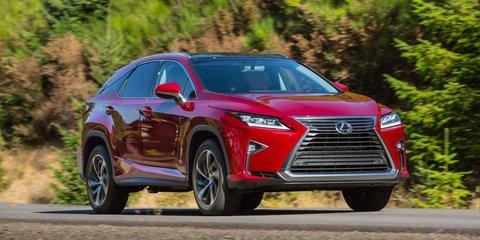 2016 Lexus RX Review