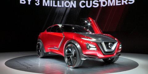 Nissan Gripz Concept Walkaround : 2015 Frankfurt Motor Show