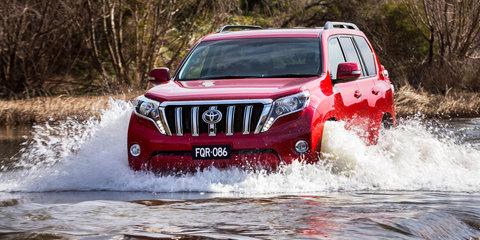 2016 Toyota Prado Launch Review