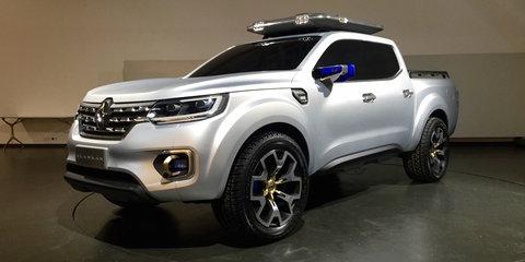 Renault Alaskan: Australia arm talks ute plans