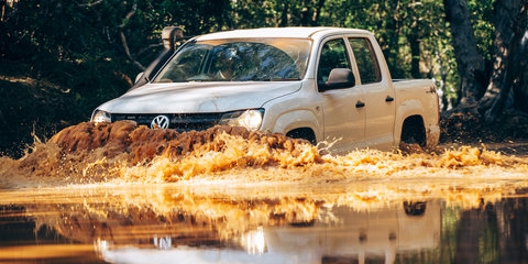 Amazing 2016 Volkswagen Amarok Review  Weipa To Cape York Along The Old