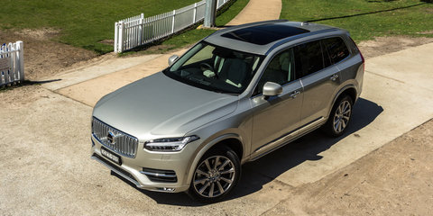 2016 Volvo XC90 Review: T6 Inscription
