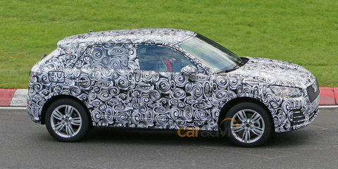 Audi Q2 and new Q5 locked in for 2016, full-electric SUV due 2018