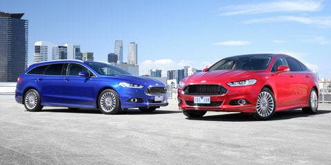2014-15 Ford Mondeo recalled for headlight fix: 579 vehicles affected