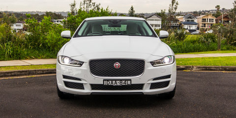 2016 Jaguar XE recalled for fuel cooler fix