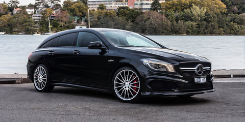 Mercedes-Benz CLA45 AMG Shooting Brake Review