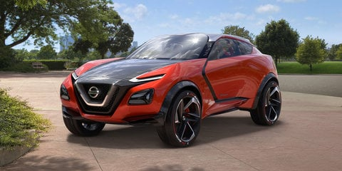Nissan Gripz: 240Z rally-inspired concept unveiled