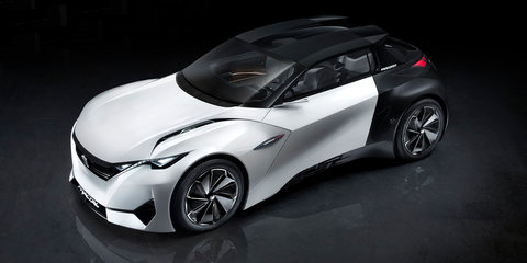 Peugeot Fractal concept officially unveiled and detailed