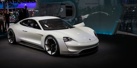 Porsche Mission E could spawn electric vehicle range, including an SUV