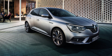 2016 Renault Megane revealed - UPDATE