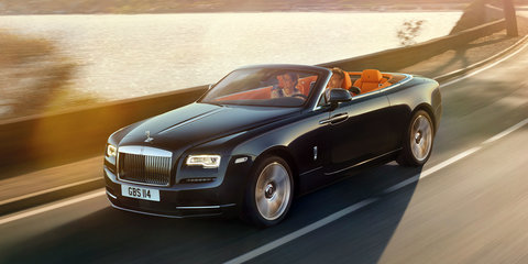 2016 Rolls-Royce New Cars