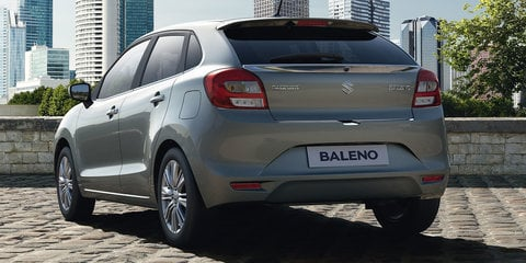 2016 Suzuki Baleno unveiled - UPDATE: Push is on for Australian launch