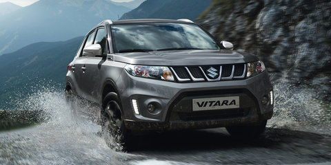 Suzuki Vitara S with 1.4-litre turbo unveiled - UPDATE: Australian launch under consideration