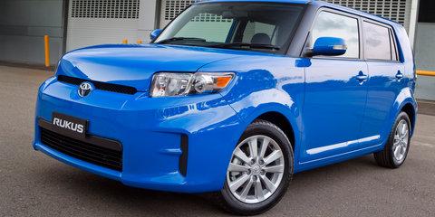 Toyota Rukus axed from Australian line-up