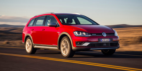 Volkswagen Golf Alltrack priced from $37,990