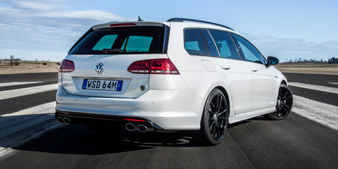 2016 Volkswagen Golf R Wagon Review