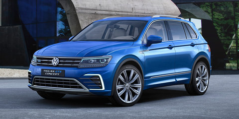 Volkswagen Tiguan R hot SUV not happening