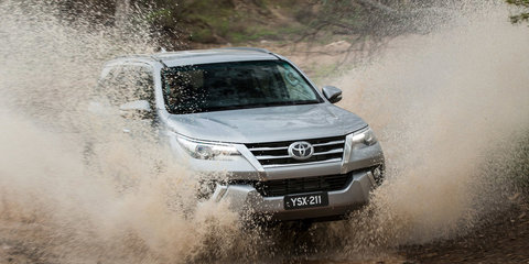 Toyota Fortuner pricing and specifications