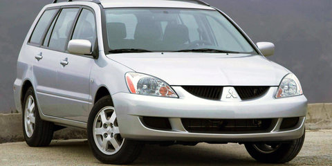 Mitsubishi Lancer, Evolution recalled for Takata airbag defect: 59,522 vehicles affected