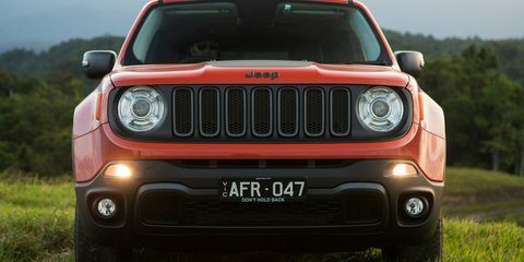 Jeep Renegade may not be the smallest SUV the company will make