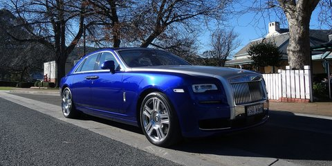 2015 Rolls-Royce Ghost SII Review