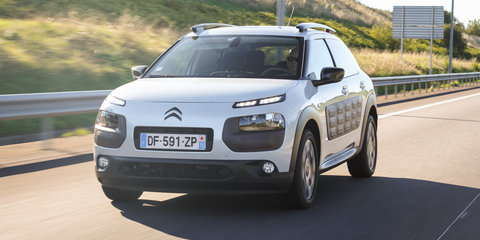 2016 Citroen New Cars