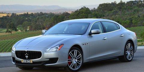 2016 Maserati Quattroporte Review