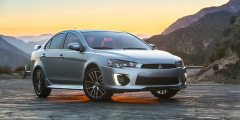 Mitsubishi still looking for next-gen Lancer partner, but nothing on radar