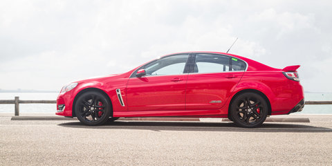 2016 Holden Commodore Review: VFII SS V Redline