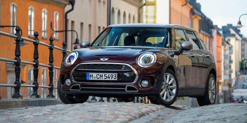 2016 Mini Clubman pricing and specifications: Bigger, new-look wagon lands in November