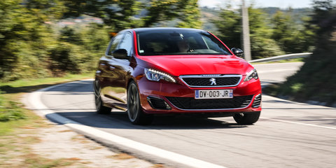 2016 Peugeot 308 GTi Review - First Drive