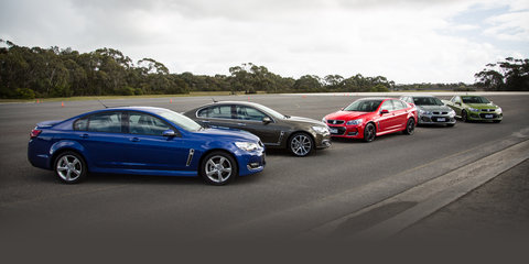 2016 Holden Commodore VFII Review