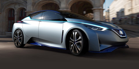 Nissan pilots its vision for 'Intelligent Mobility'