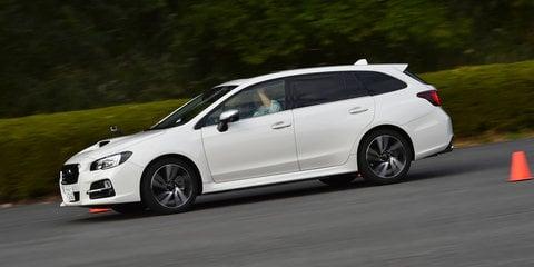 2016 Subaru Levorg: Initial Australian details revealed