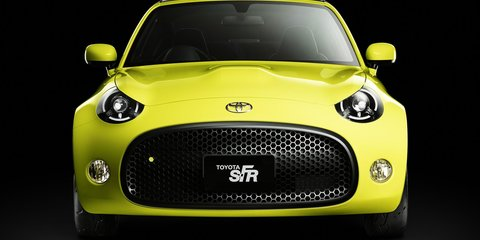 Toyota S-FR entry coupe concept to debut at Tokyo motor show