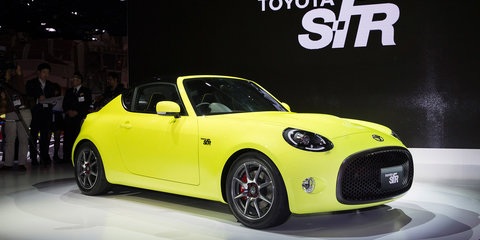 Toyota 1.2-litre turbo could power new baby SUV and sports car