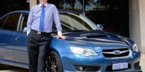 2007 Subaru Liberty GT-B Review Review