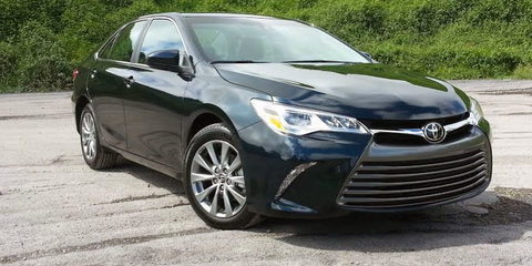 2015 Toyota Camry Rz S.e. Review Review