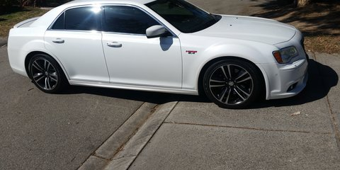 2013 Chrysler 300 SRT8 Core Review Review