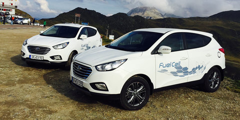 Elegant 389602 Hyundai Ix35 FCEV Review  1000km On Hydrogen