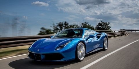 2016 Ferrari 488 Spider Review: First Drive