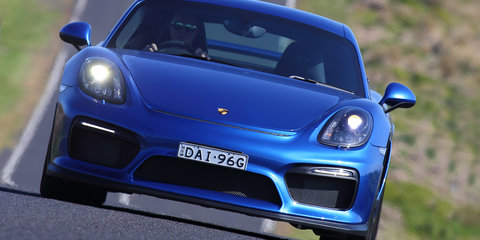 Porsche Cayman GT4 Review: Track test